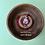 Thumbnail: Rosso con Onice bianco e charm campanellino