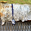 Thumbnail: Blu con Agata bianca e charm campanellino