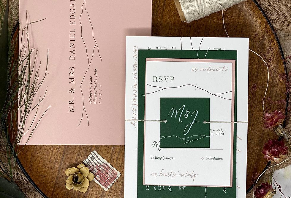 Vista Invitation Suite