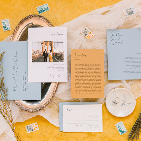 Wedding Invitation Etiquette - Why You Shouldn't Go Digital