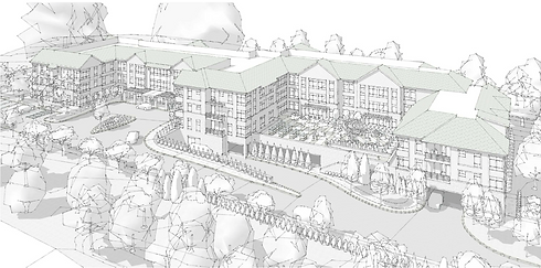 Liberty Mill Rd_SD Progress 2020-03-20[1