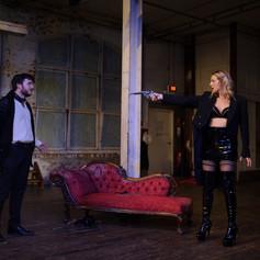 Darcy Kent as Thomas and Tilly Legge as Vanda