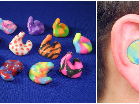 Here Comes Summer and Swim Mold Earplugs!