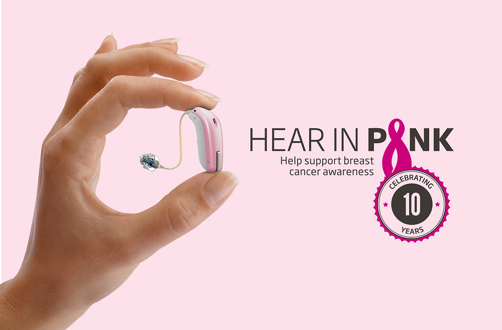 hear in pink campaign
