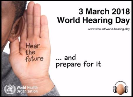 Celebrating World Hearing Day