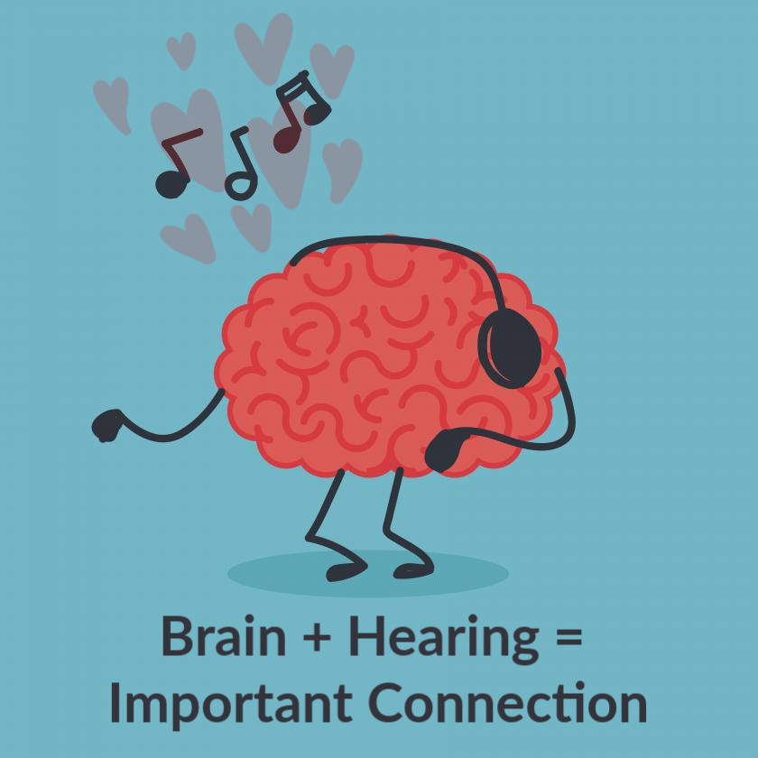brain-hearing connection