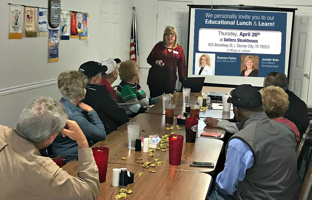 hearing loss lunch and learn