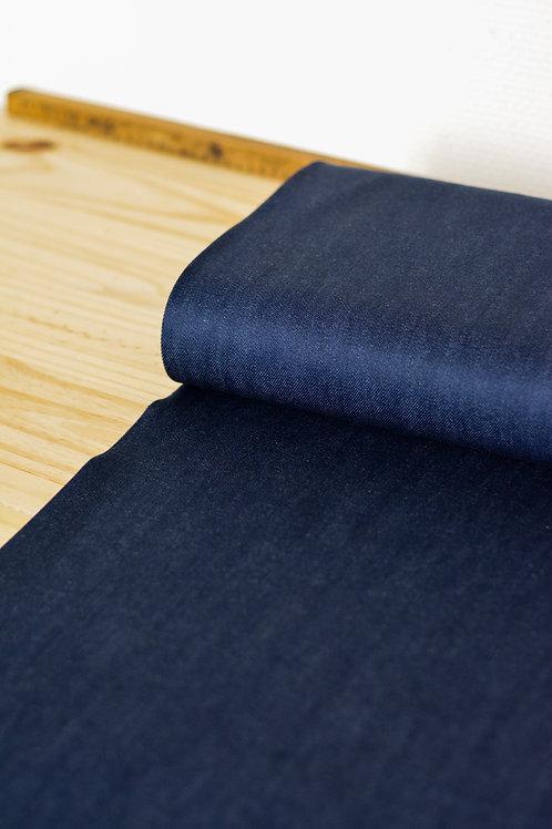 Tissu Denim NavyX10cm