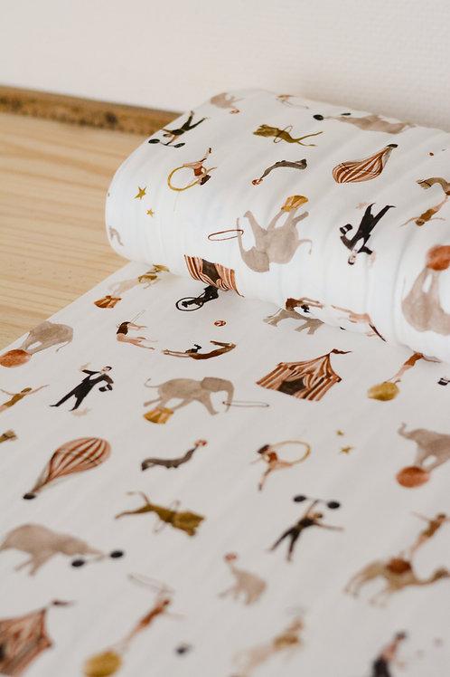 Jersey Family Fabrics_Circus X10cm