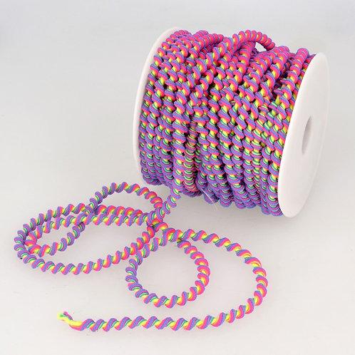 Cordon élastique spirale X10cm