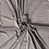 Thumbnail: Jersey velours côtelé_Gris satiné X10cm