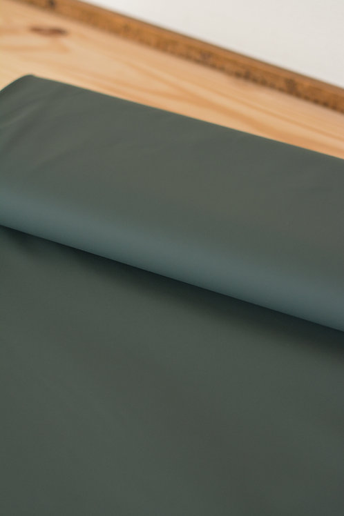 Tissu imperméable kaki X10cm