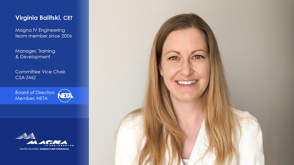 Virginia Balitski, Board of Directors, NETA