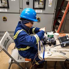 Fiber Optic Cable Termination