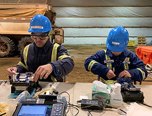 Fiber Optic Cable Installation, Termination, & Testing