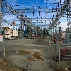 2021 Substation Maintenance Shutdown