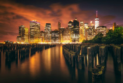 A Manhattan Skyline A