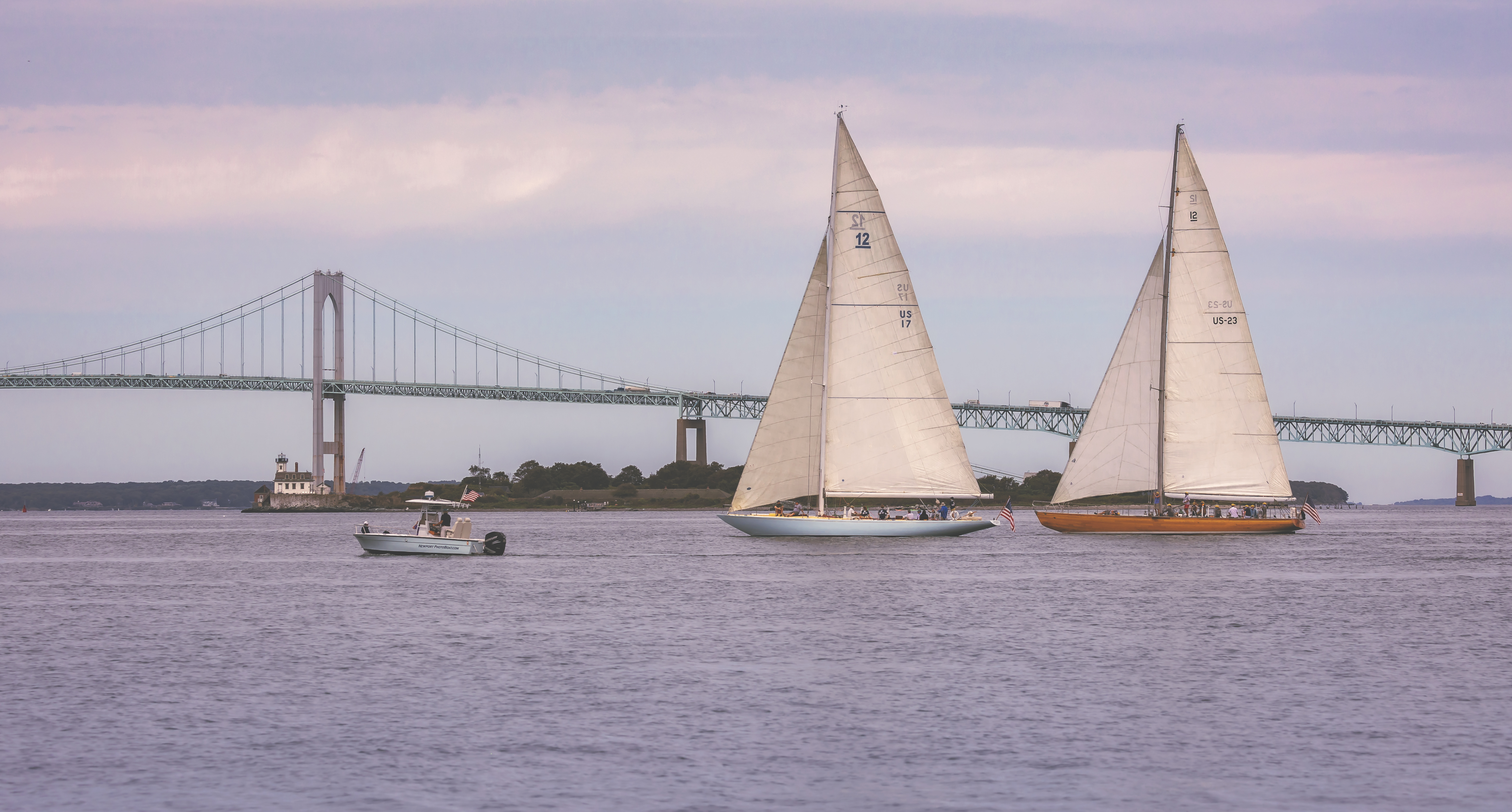 A day on the bay A