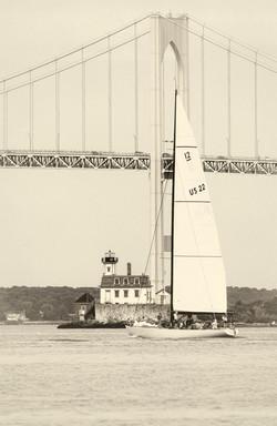 Sailing the Bay 6 A Y