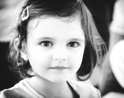 Little Girl at Festival B 2