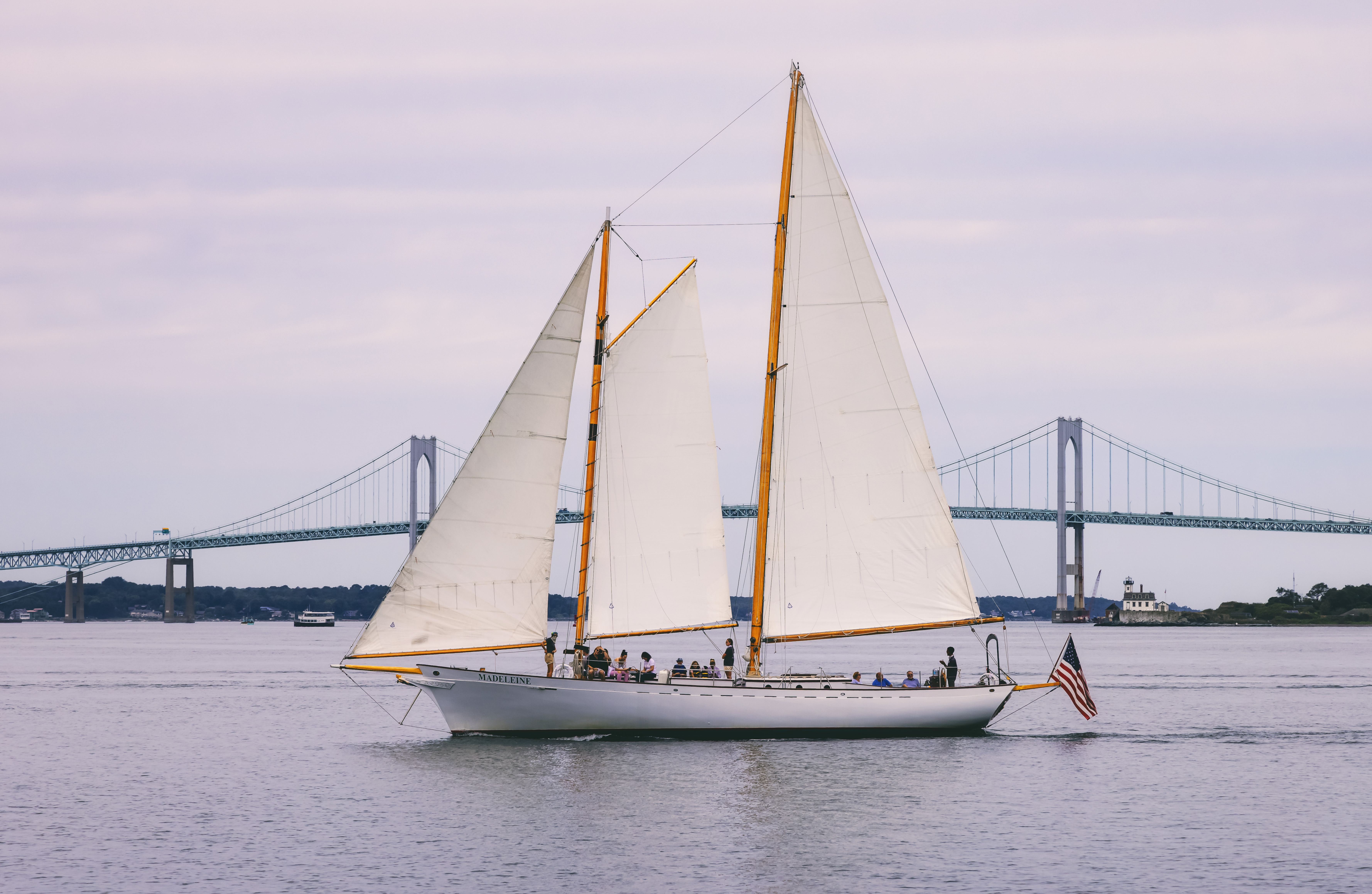Full sail A