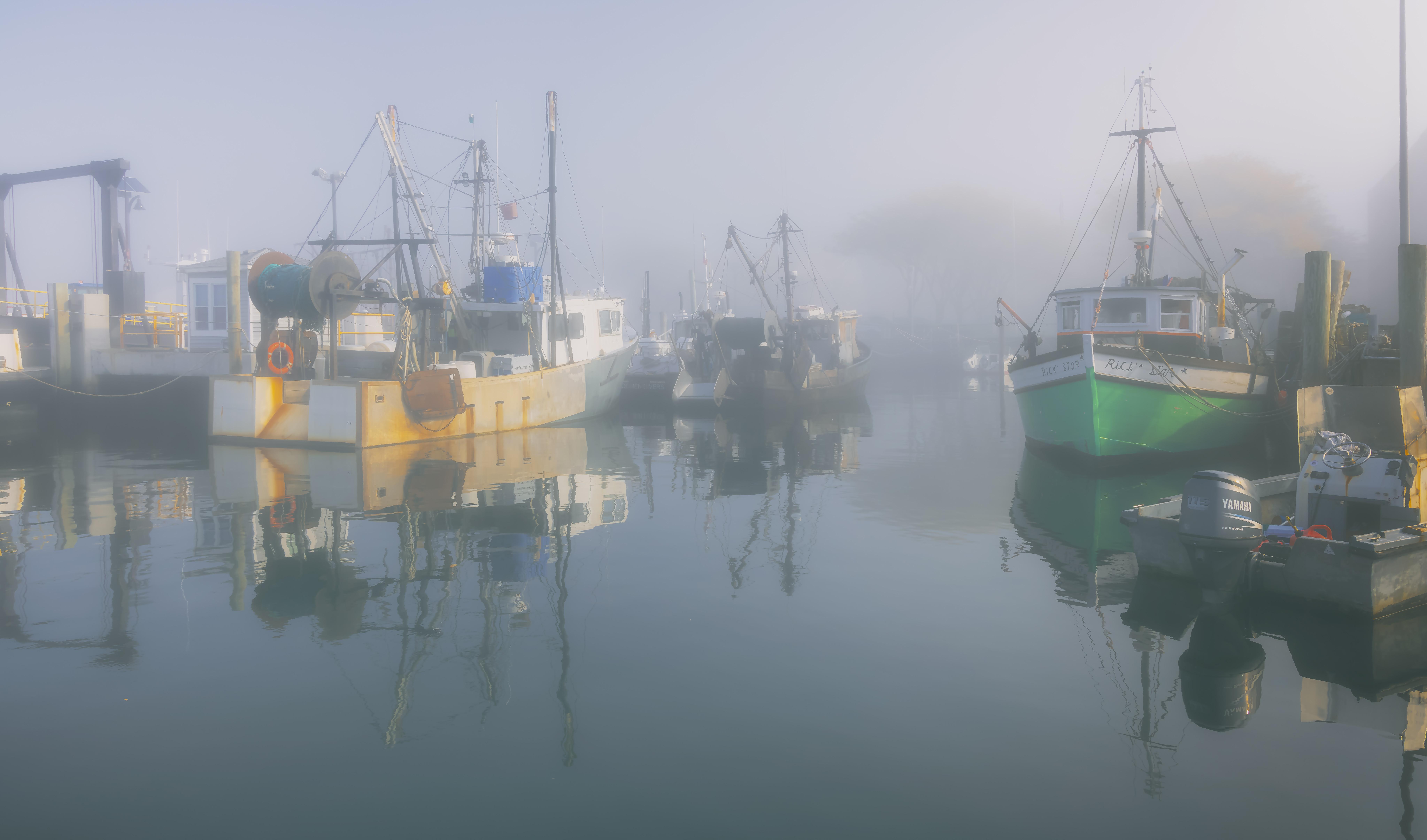 A little color through the fog 2 A