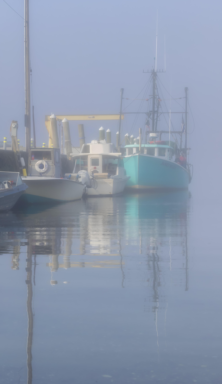 A foggy morning in Bristol 9