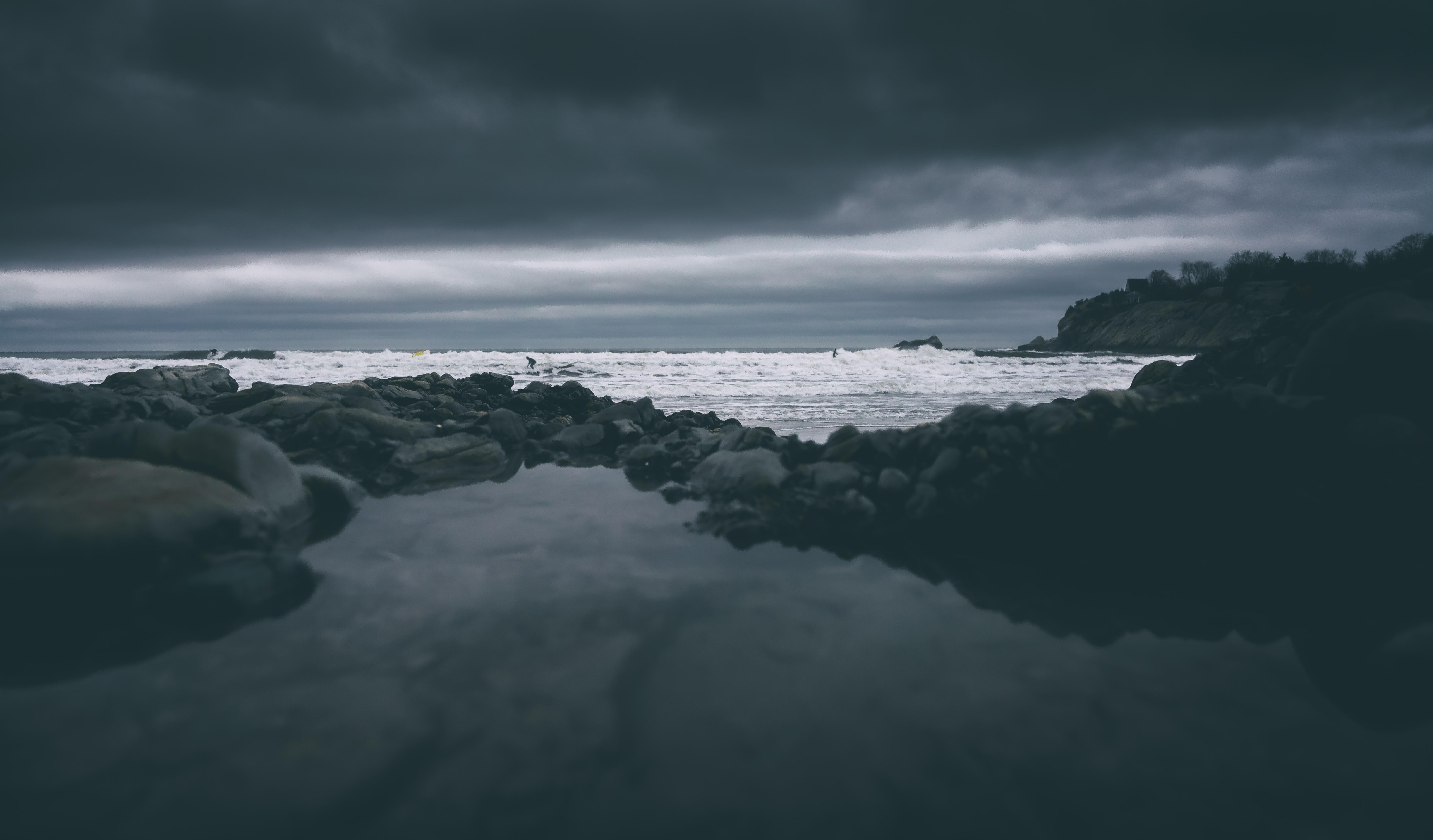 Sea, Sky, Surf A