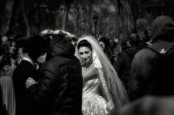 A Central Park Wedding B