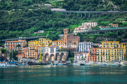 Amalfi Coast View A