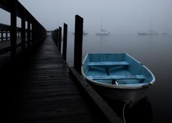 Dockside on a Foggy Morning 2