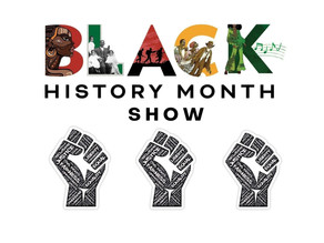 Black History Month Show: Blast to the Past