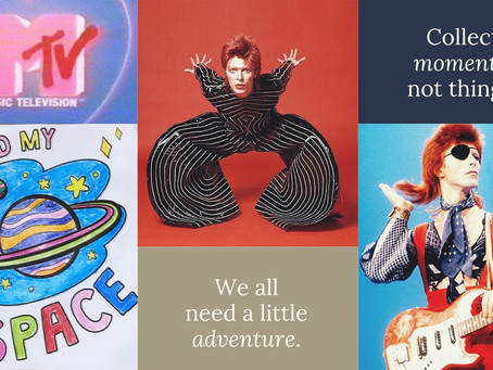 Timeless Act: David Bowie