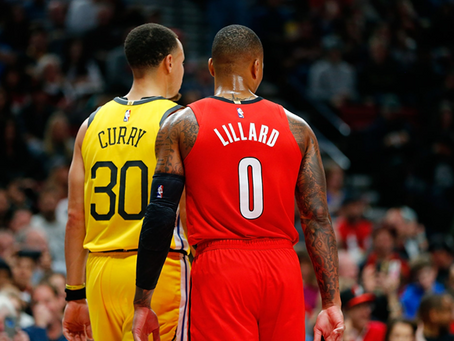 NBA ALL STAR GAME- WHOSE THE BETTER SHOOTER? CURRY OR LILLARD?