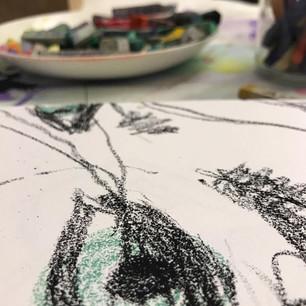 Illustriere mit Musik