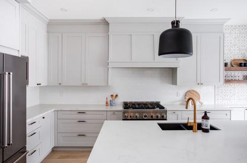AC Interiors Design Custom Kitchen Desig
