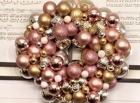 Christmas Wreath Series: #3