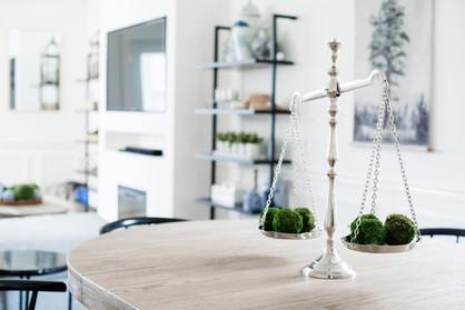 Ac interiors design dining room decor scale