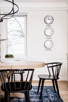 dining room design clocks on wall ac interiors design