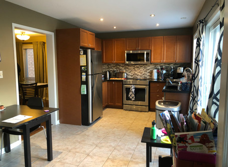 Before & After: Oakville North
