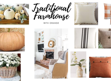It's Fall Decorating Y'all!