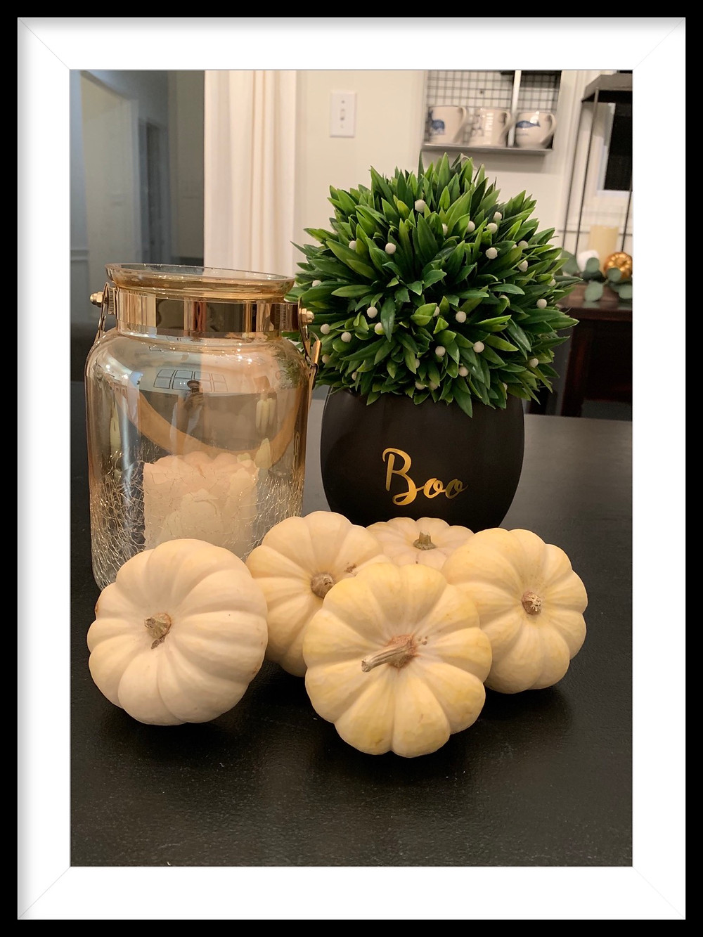 decorate for Halloween AND THANKSGIVING