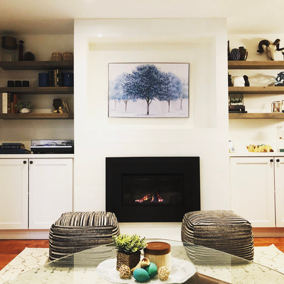 Living Room Redesign