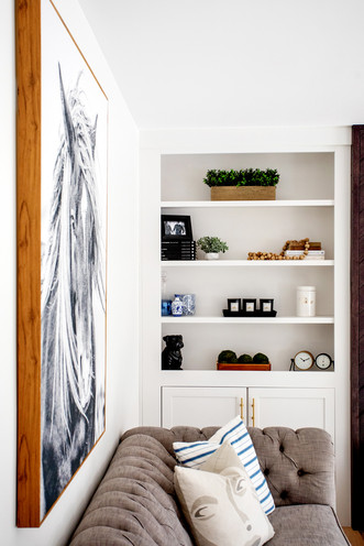 Custom Built-Ins AC Interiors Design