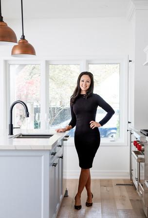 AC INTERIORS DESIGN Custom kitchen and build