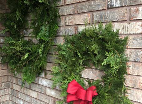 Christmas Wreath Series #2