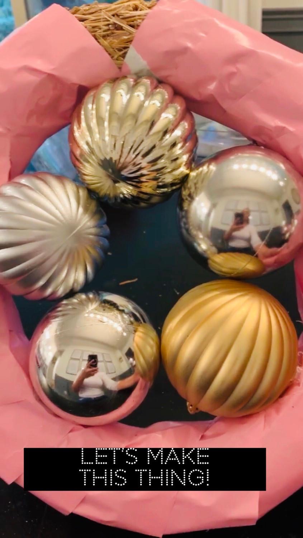 Christmas Wreath Series: #3 - AC Interiors Design