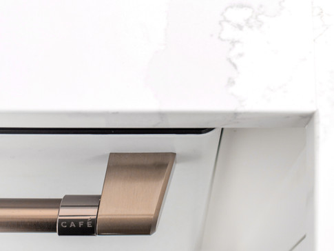 Kaystone Counter Tops GE Cafe Dishwasher