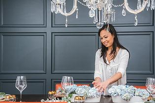 ac interiors design, top toronto interior designers, interior decorating, dining room, chandelier
