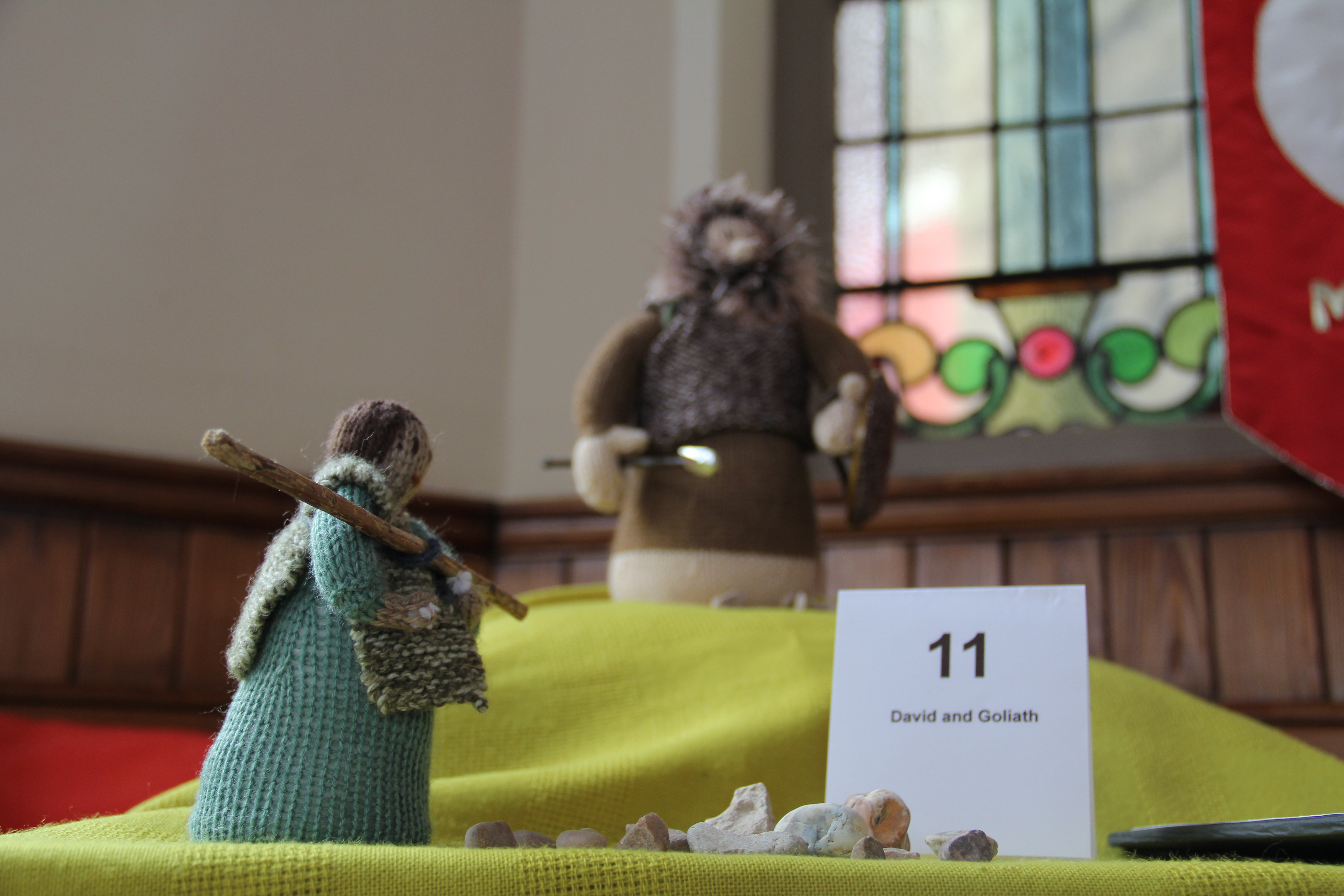 Knitted Bible Gallery 9